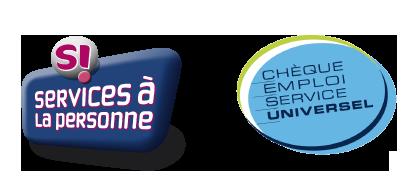 Service à la personne - CESU - Reduction d'impots