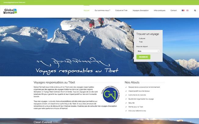 Global Nomad Tibet